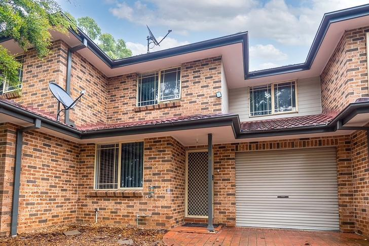 14/42 Princess Street, Werrington 2747, NSW Townhouse Photo