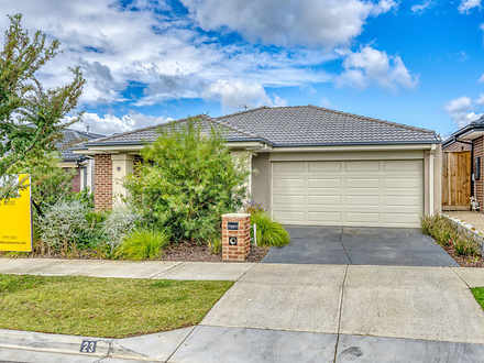 23 Gilcambon Way, Clyde North 3978, VIC House Photo