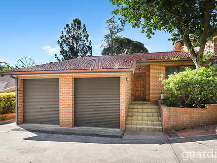 3/159 North Rocks Road, North Rocks 2151, NSW Townhouse Photo