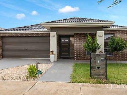 38 Orbis Avenue, Fraser Rise 3336, VIC House Photo