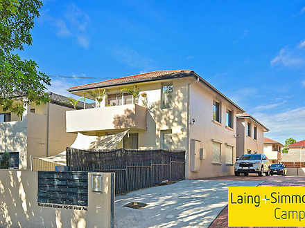 20/45-51 First Avenue, Campsie 2194, NSW Townhouse Photo