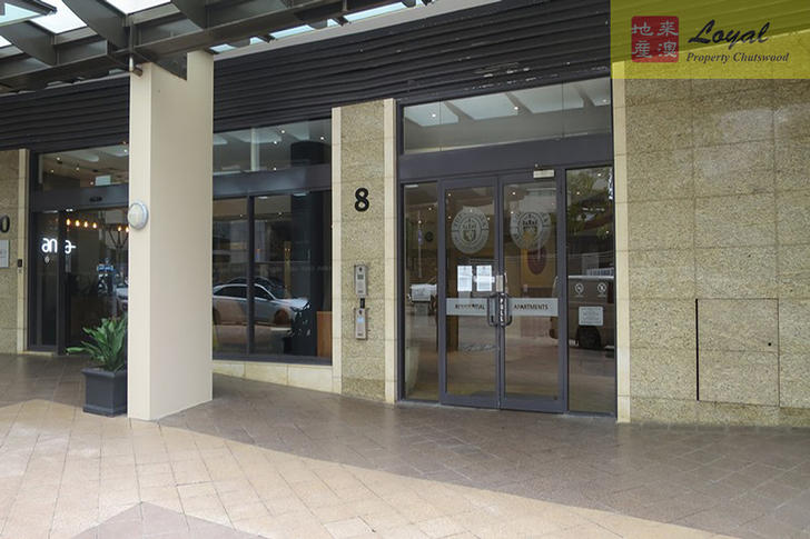 1301/8 Brown Street, Chatswood 2067, NSW Apartment Photo