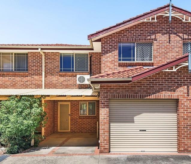 4/26-30 Elizabeth Street, Granville 2142, NSW Townhouse Photo