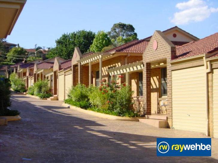 13/1 Page Street, Wentworthville 2145, NSW Villa Photo