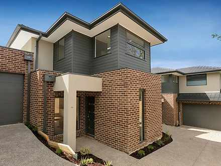 2/33 Alfreda Avenue, Rosanna 3084, VIC Townhouse Photo