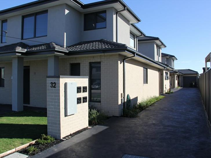 2/32 George Street, St Albans 3021, VIC Townhouse Photo