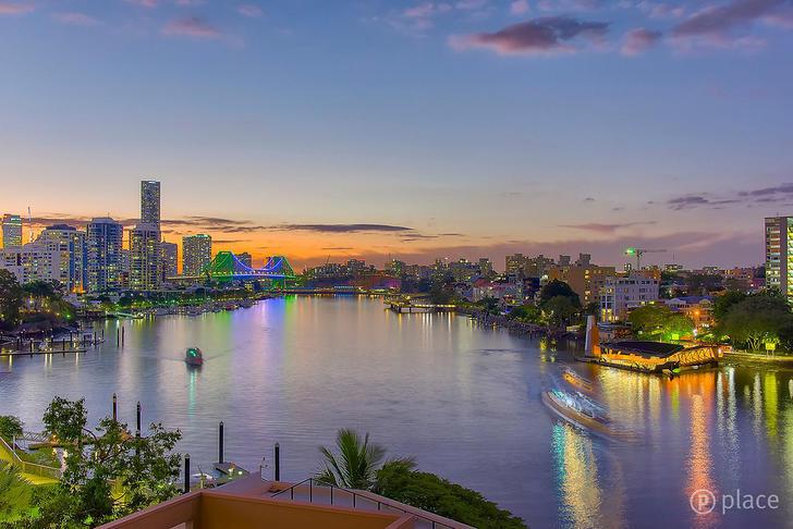 701/241 Wellington Road, East Brisbane 4169, QLD Apartment Photo