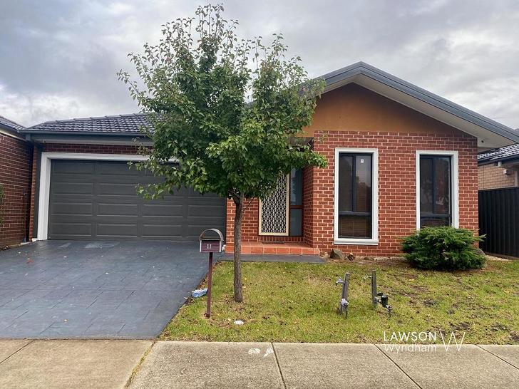 11 Pierbrook Avenue, Manor Lakes 3024, VIC House Photo