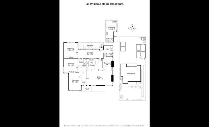 46 Williams Road, Blackburn 3130, VIC House Photo