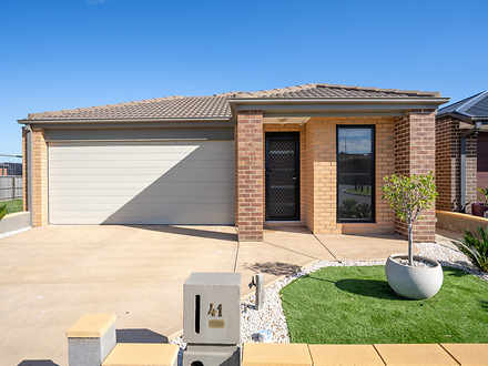 41 Speedwell Street, Mernda 3754, VIC House Photo