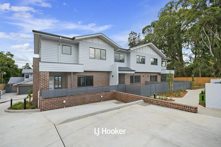 60 Showground Road, Castle Hill 2154, NSW Townhouse Photo