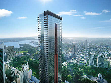 LEVEL 53/115 Bathurst Street, Sydney 2000, NSW Apartment Photo