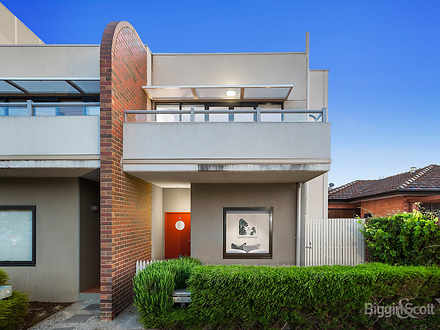 6/21 Goulburn Street, Yarraville 3013, VIC Townhouse Photo