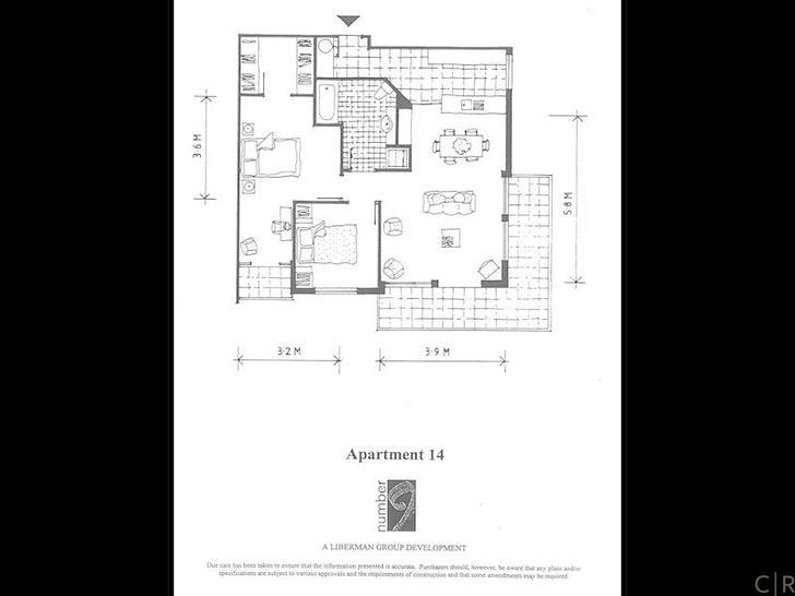14/9 Ebenezer Place, Adelaide 5000, SA Apartment Photo