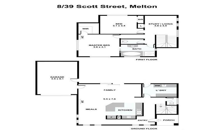 8/39 Scott Street, Melton 3337, VIC Unit Photo