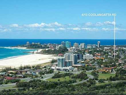4/13 Coolangatta Road, Coolangatta 4225, QLD Apartment Photo