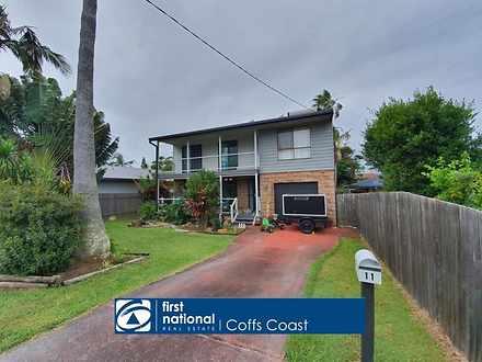 11 Blue Gum Avenue, Sandy Beach 2456, NSW House Photo