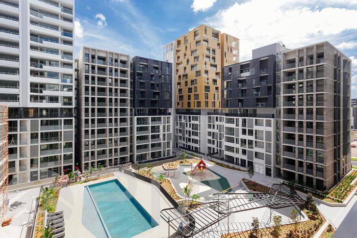 1011/NO8 Stockyard Boulevard, Lidcombe 2141, NSW Apartment Photo