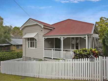 17 Glassey Street, Red Hill 4059, QLD House Photo