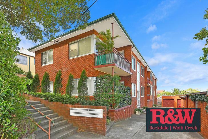 6/4 Pitt Owen Avenue, Arncliffe 2205, NSW Unit Photo