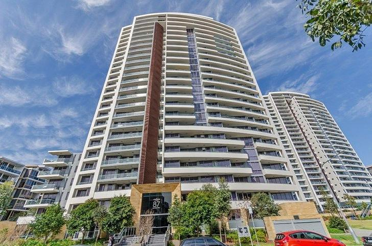 407/87 Shoreline Drive, Rhodes 2138, NSW Apartment Photo
