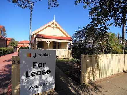 1/24 James Street, Lidcombe 2141, NSW Townhouse Photo