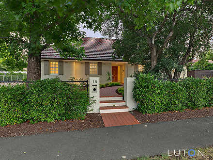 15 Durville Crescent, Griffith 2603, ACT House Photo
