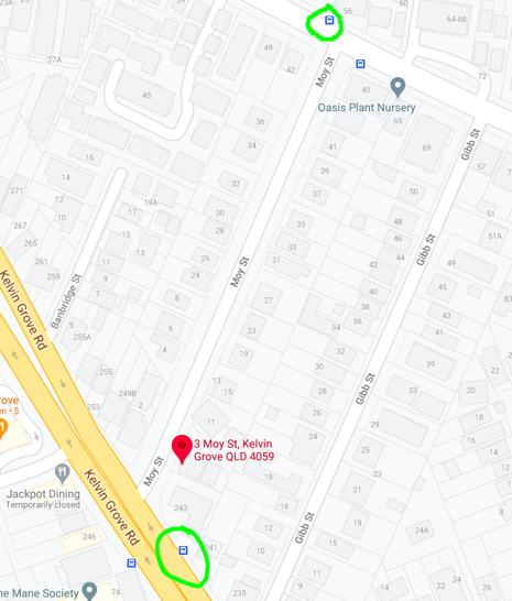 3 Moy Street, Kelvin Grove 4059, QLD Unit Photo