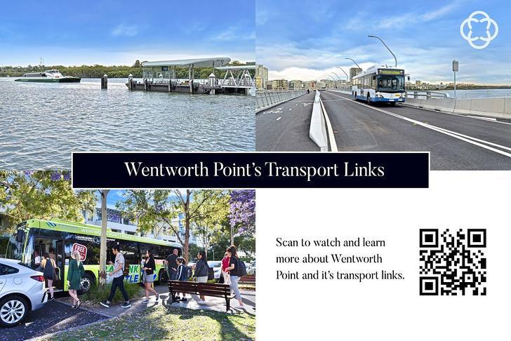 521/5 Verona Drive, Wentworth Point 2127, NSW Apartment Photo