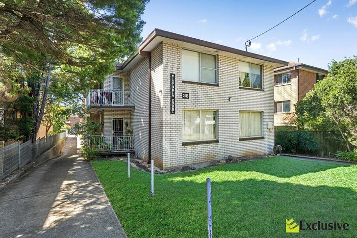 2/26 Hampstead Road, Homebush West 2140, NSW Unit Photo