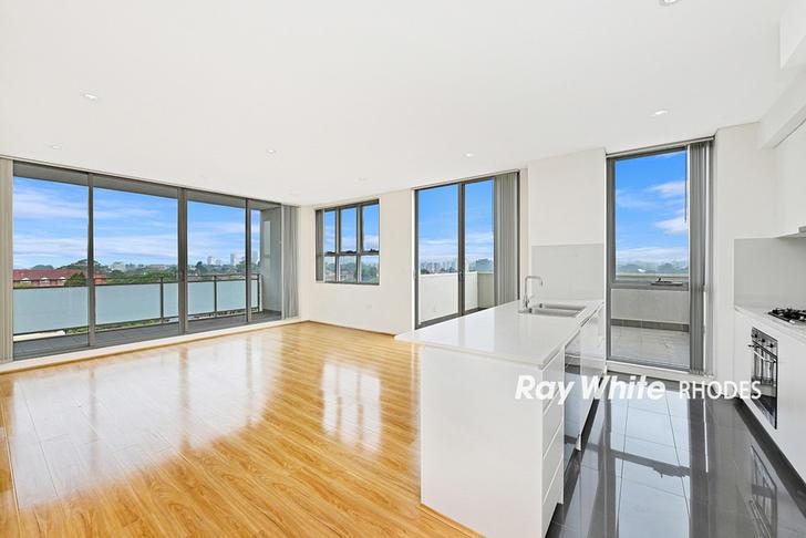 502/8 Paramatta Road, Strathfield 2135, NSW Apartment Photo