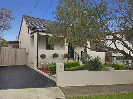 49A Greenhills Street, Croydon 2132, NSW House Photo