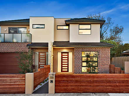 1/10 Poet Road, Bentleigh East 3165, VIC Townhouse Photo