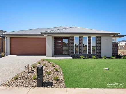 29 Buttermint Crescent, Manor Lakes 3024, VIC House Photo