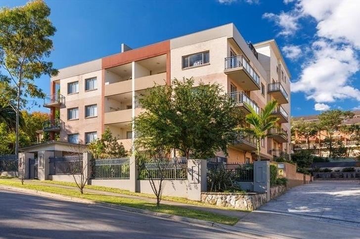 21/1-7 Young Road, Carlingford 2118, NSW Apartment Photo
