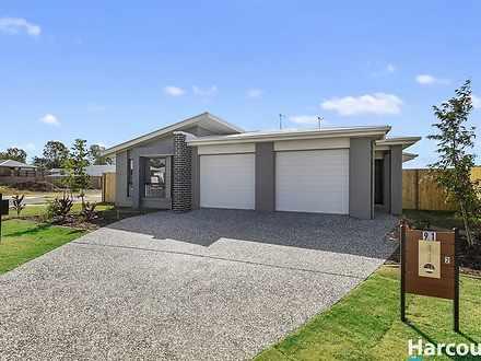 1/91 Locke Crescent, Redbank Plains 4301, QLD Duplex_semi Photo