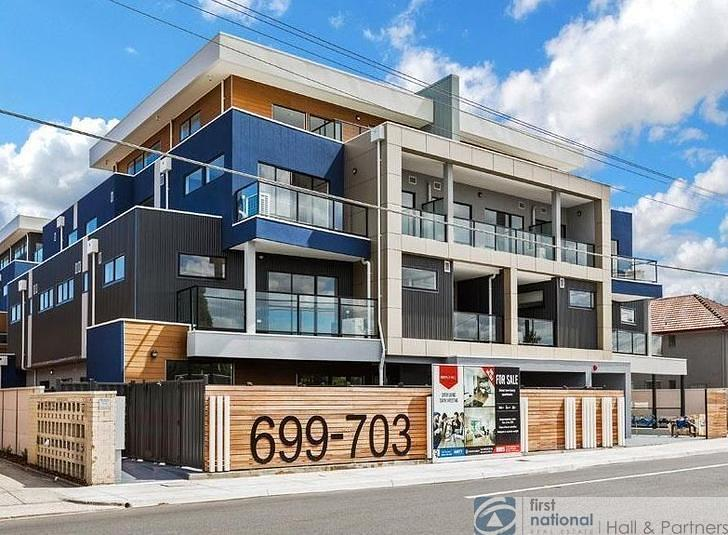 105/699 Barkly Street, West Footscray 3012, VIC Apartment Photo