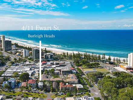 4/11 Ewart Street, Burleigh Heads 4220, QLD Unit Photo