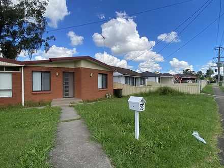 23 Beale Crescent, Fairfield West 2165, NSW Flat Photo