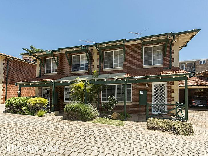 8/39 King George Street, Victoria Park 6100, WA Townhouse Photo