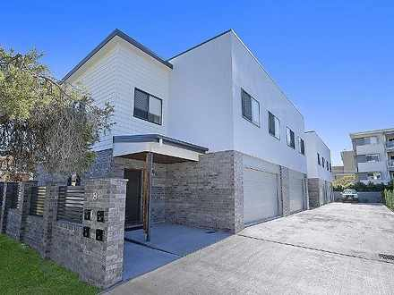 2/8 Meredith Street, Redcliffe 4020, QLD Townhouse Photo