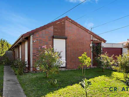 7 Marchant Crescent, Sunshine West 3020, VIC House Photo