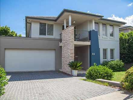 32 Blue Bell Circuit, Kellyville 2155, NSW House Photo