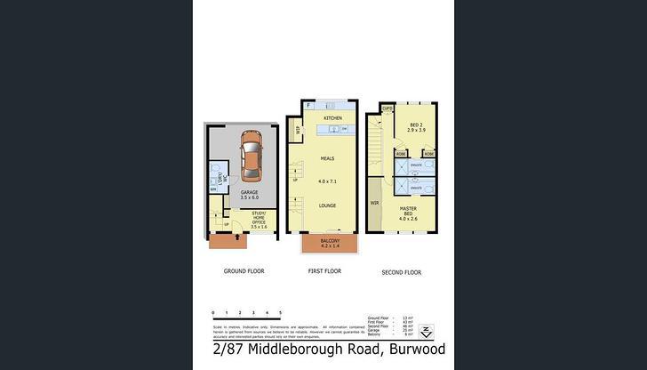 2/87 Middleborough Road, Burwood 3125, VIC House Photo
