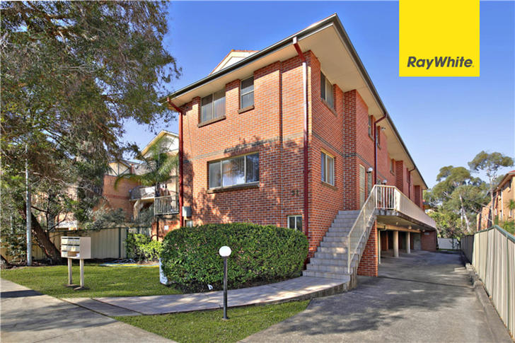 3/31 Livingstone Road, Lidcombe 2141, NSW Townhouse Photo