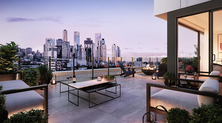 402/51-59 Thistlethwaite Street, South Melbourne 3205, VIC Apartment Photo