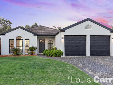 47 Lycett Avenue, Kellyville 2155, NSW House Photo