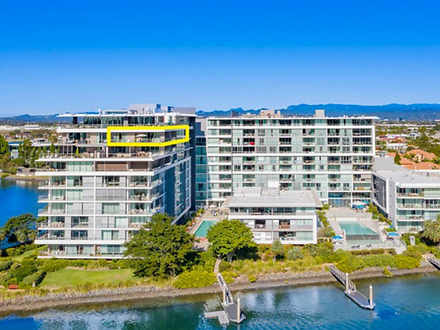 1805/33 T E Peters Drive, Broadbeach Waters 4218, QLD Apartment Photo
