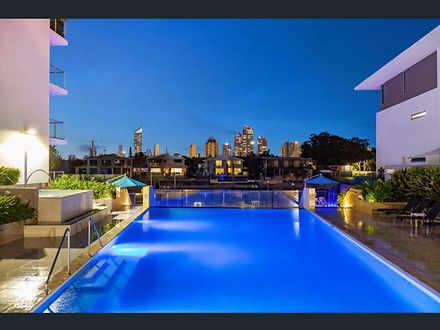 1805/33 T E Peters Drive, Broadbeach 4218, QLD Apartment Photo