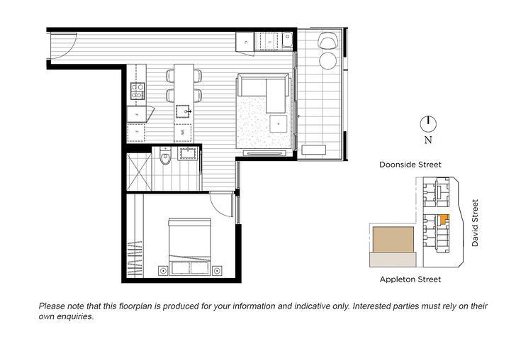 810/14 David Street, Richmond 3121, VIC Apartment Photo